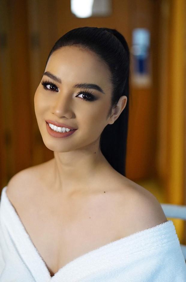 HLuăi Hwing: c.ô b.é Ê-đê 18 t.uổi được HHen Niê chiêu mộ đi thi Hoa hậu l.ột x.á.c thành bản sao Phạm Hương - Ảnh 7.
