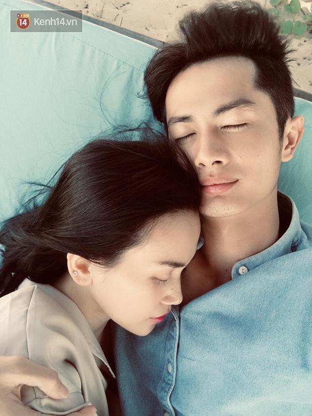 Trước khi công khai hẹn hò, Sĩ Thanh và Huỳnh Phương Fap TV từng lén lút đi du lịch Phú Quốc lãng mạn - Ảnh 2.