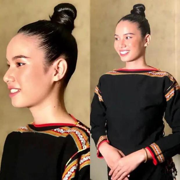 HLuăi Hwing: Cô bé Ê-đê 18 tuổi được HHen Niê chiêu mộ đi thi Hoa hậu lột xác thành bản sao Phạm Hương - Ảnh 5.