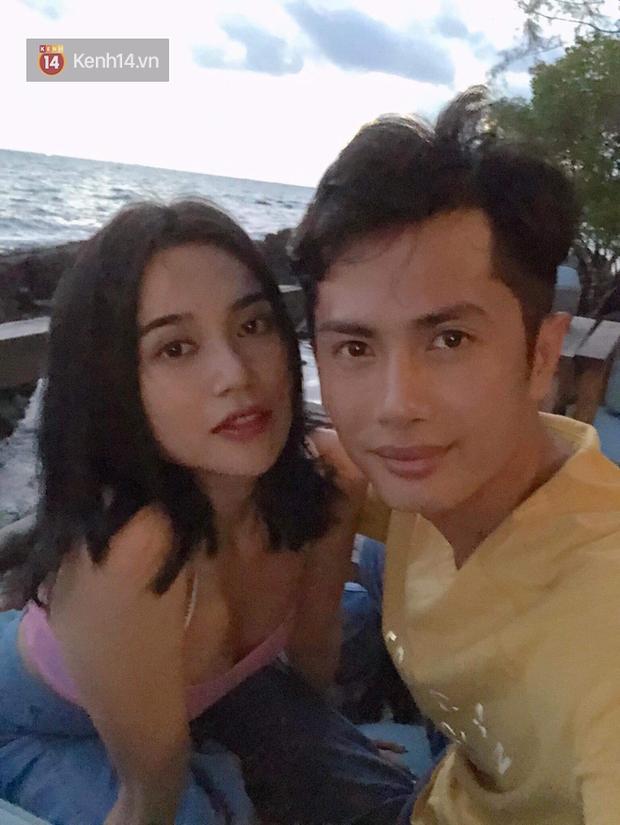 Trước khi công khai hẹn hò, Sĩ Thanh và Huỳnh Phương Fap TV từng lén lút đi du lịch Phú Quốc lãng mạn - Ảnh 1.