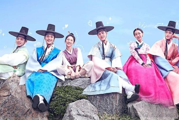 Nhờ aegyo cưng xỉu, Park Ji Hoon (Sạp Mai Mối Thời Joseon) vọt lên Á quân BXH diễn viên hot nhất tuần - Ảnh 1.