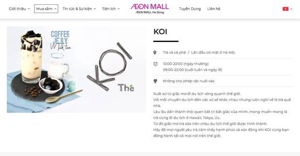 HOT: Địa điểm và thời gian mở cửa chi nhánh KOI đầu tiên ở Hà Nội được tiết lộ qua bên thứ 3, không nằm trong nội thành - Ảnh 2.