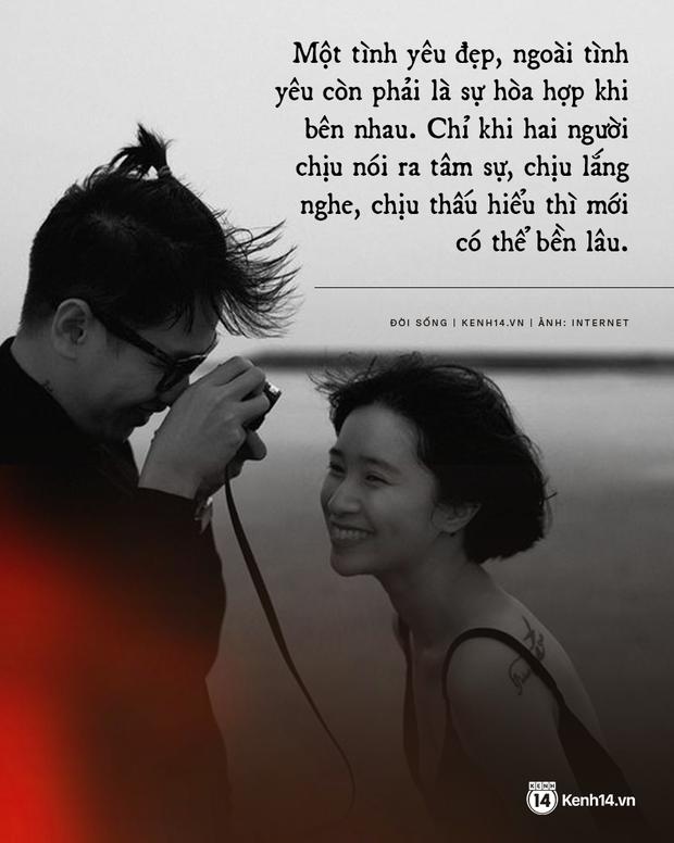 Tại sao tình yêu không phải chuyện mãi mãi? Người ấy nói yêu tôi sau đó lại thay lòng - Ảnh 5.
