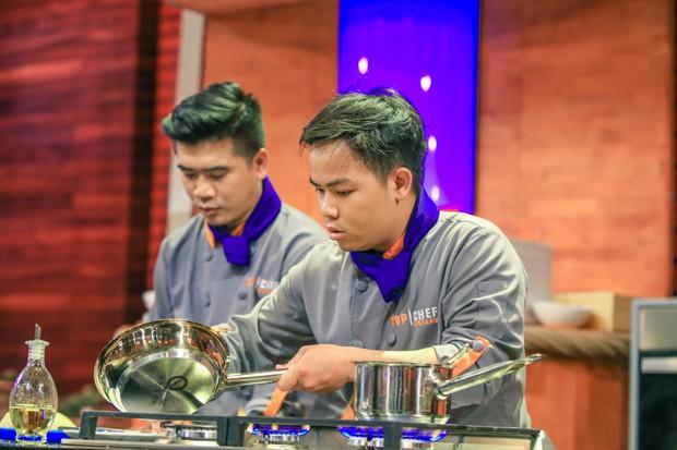 Top Chef Vietnam: Thí sinh khẳng định mình bị chơi xấu khi quyển sổ công thức không cánh mà bay - Ảnh 6.