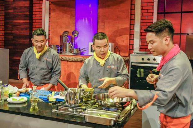 Top Chef Vietnam: Thí sinh khẳng định mình bị chơi xấu khi quyển sổ công thức không cánh mà bay - Ảnh 5.