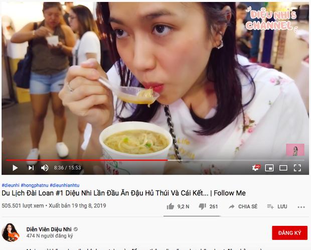"""Khi các sao nữ nổi hứng làm Youtube ăn uống: Châu Bùi - Diệu Nhi đối lập ngọt ngào - """"lầy lội"""", nhưng """"ngược đời"""" nhất phải là Ngọc Trinh - Ảnh 13."""