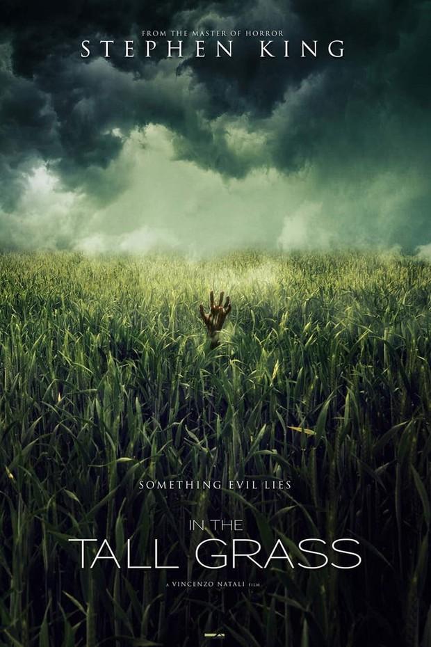 Hết căn nhà ma ám, chú hề kinh dị, giờ đến cả đồng cỏ cũng có thể ăn thịt người trong bom tấn mới của Stephen King? - Ảnh 2.