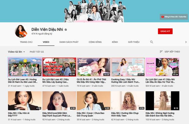 """Khi các sao nữ nổi hứng làm Youtube ăn uống: Châu Bùi - Diệu Nhi đối lập ngọt ngào - """"lầy lội"""", nhưng """"ngược đời"""" nhất phải là Ngọc Trinh - Ảnh 11."""
