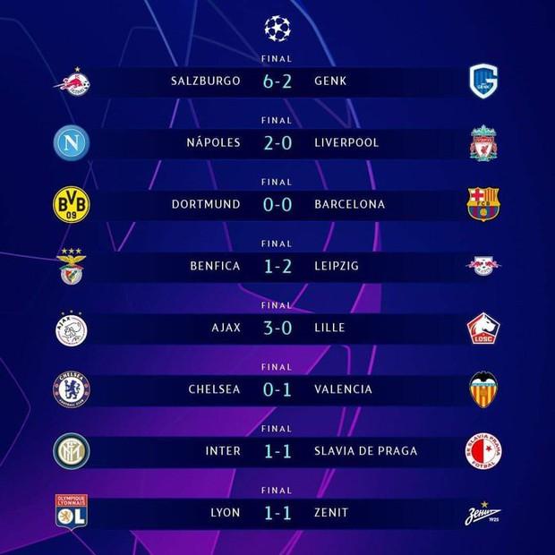 Trung vệ hay nhất thế giới biếu cho đối thủ bàn thắng, ĐKVĐ Liverpool thua trắng ở trận ra quân Champions League - Ảnh 11.