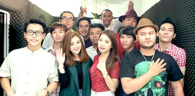 FAP TV: Từ ngày phát lương 50k/người mỗi tháng đến lúc thành viên nào cũng hot, trở thành nhóm hài đầu tiên của Việt Nam đạt nút kim cương Youtube - Ảnh 4.