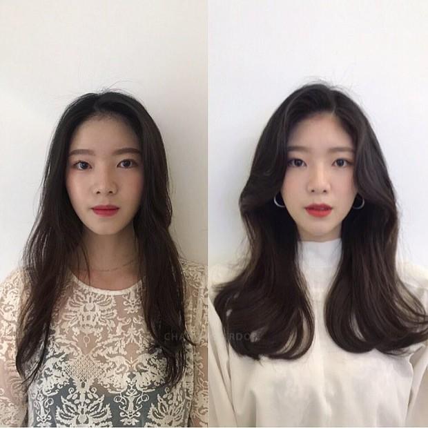 12 màn lột xác khiến bạn phải công nhận ma thuật của tóc xoăn và muốn đặt lịch làm xoăn ngay để đón thu - Ảnh 8.