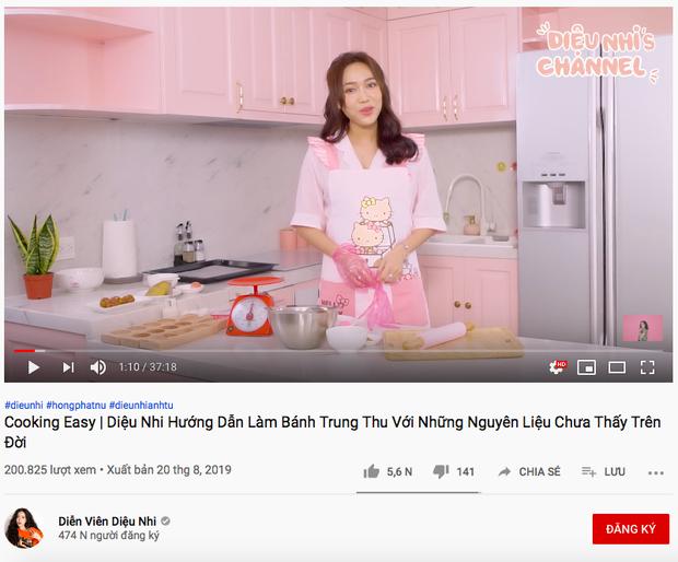 """Khi các sao nữ nổi hứng làm Youtube ăn uống: Châu Bùi - Diệu Nhi đối lập ngọt ngào - """"lầy lội"""", nhưng """"ngược đời"""" nhất phải là Ngọc Trinh - Ảnh 17."""