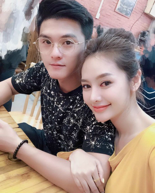 Đón sinh nhật bên Lâm Vinh Hải, Linh Chi gây sốt khi hạnh phúc tuyên bố: Hôm nay em chính thức là vợ anh - Ảnh 4.