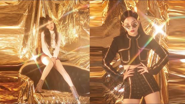 """Xôn xao bộ ảnh teaser của TWICE giống """"sương sương"""" concept Red Velvet từng làm, liệu có phải trùng hợp ngẫu nhiên? - Ảnh 3."""