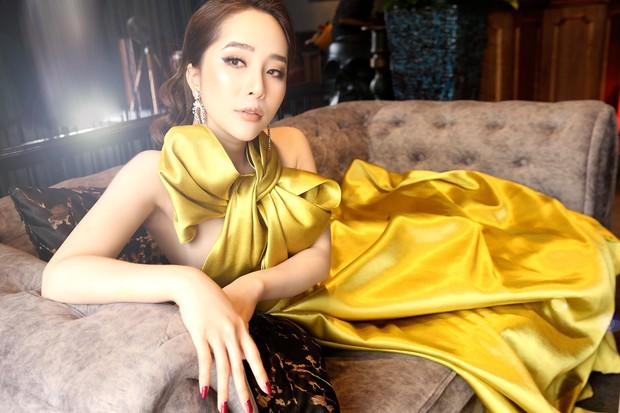 Quỳnh Nga lộ diện với gương mặt ngày càng khác lạ, hé lộ lý do mất tích sau thành công của vai diễn Nhã Tuesday - Ảnh 2.