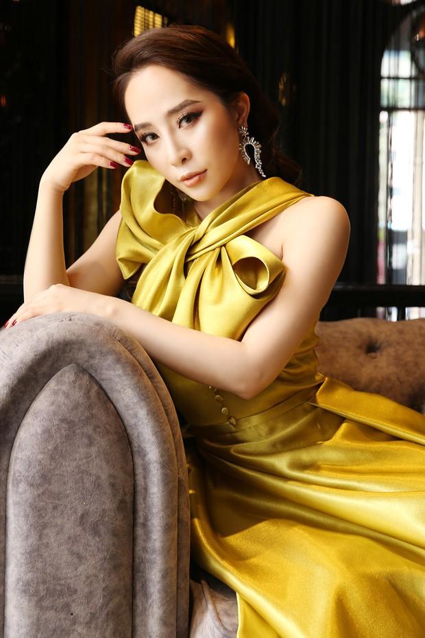 Quỳnh Nga lộ diện với gương mặt ngày càng khác lạ, hé lộ lý do mất tích sau thành công của vai diễn Nhã Tuesday - Ảnh 3.