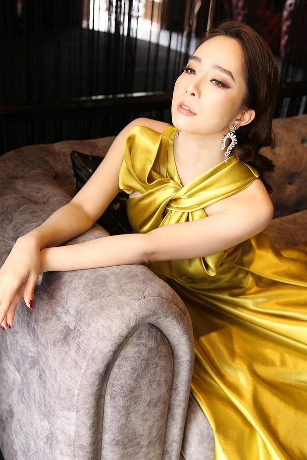 Quỳnh Nga lộ diện với gương mặt ngày càng khác lạ, hé lộ lý do mất tích sau thành công của vai diễn Nhã Tuesday - Ảnh 4.