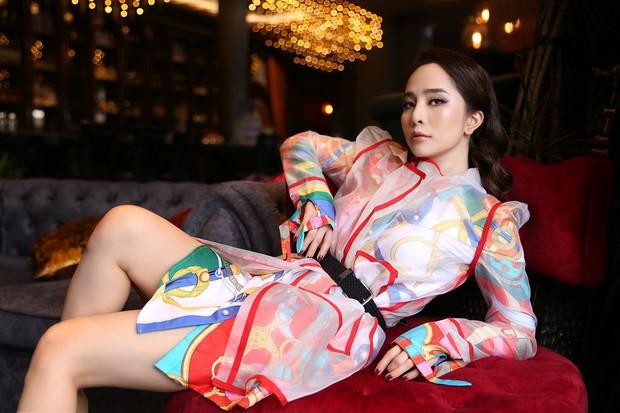 Quỳnh Nga lộ diện với gương mặt ngày càng khác lạ, hé lộ lý do mất tích sau thành công của vai diễn Nhã Tuesday - Ảnh 6.