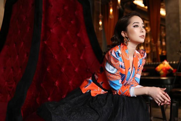 Quỳnh Nga lộ diện với gương mặt ngày càng khác lạ, hé lộ lý do mất tích sau thành công của vai diễn Nhã Tuesday - Ảnh 8.