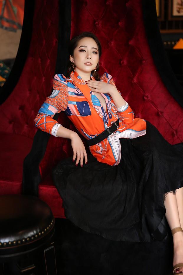 Quỳnh Nga lộ diện với gương mặt ngày càng khác lạ, hé lộ lý do mất tích sau thành công của vai diễn Nhã Tuesday - Ảnh 9.