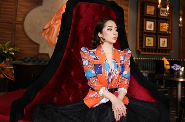 Quỳnh Nga lộ diện với gương mặt ngày càng khác lạ, hé lộ lý do mất tích sau thành công của vai diễn Nhã Tuesday - Ảnh 10.