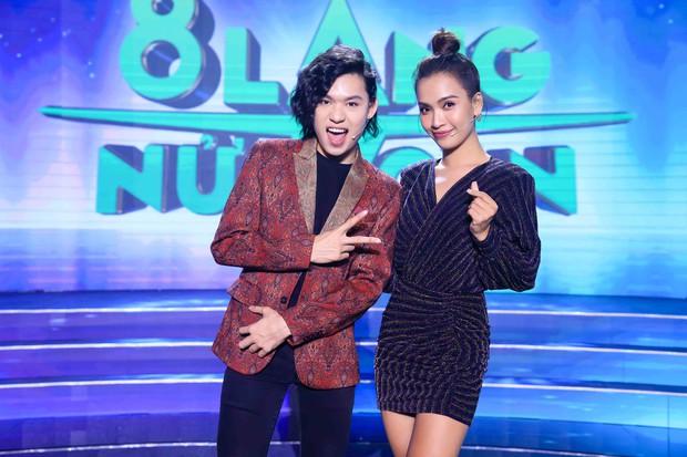 Quang Trung, Ái Phương từ chối yêu người trong Showbiz - Ảnh 1.