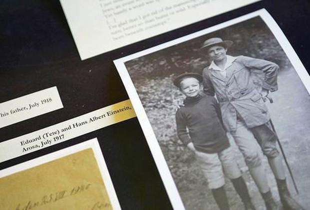 Người con trai út bị lãng quên của Albert Einstein: Tư chất thông minh nhưng kết cục bi thảm và nỗi ám ảnh day dứt của người cha thiên tài - Ảnh 2.
