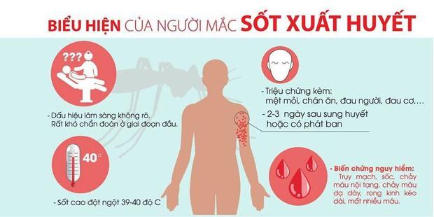 Bác sĩ chỉ rõ 2 biến chứng nguy hiểm của sốt xuất huyết, dấu hiệu cảnh báo cần đến viện ngay - Ảnh 1.