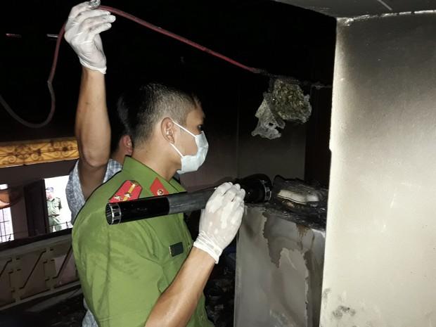 Nam Định: Bỏng nặng do cháy nhà, người phụ nữ lớn tuổi tử vong thương tâm - Ảnh 2.