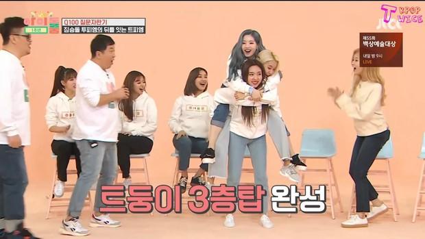 Show thực tế bị phản đối khi bắt thành viên Seventeen cõng 1 lúc 4 người trên lưng - Ảnh 1.