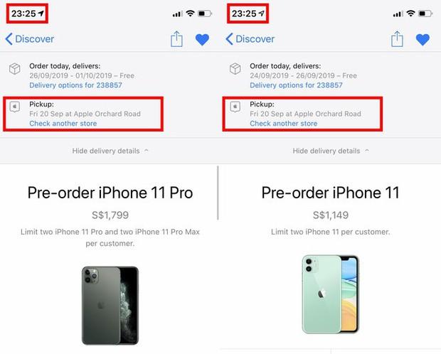 Thử order iPhone 11 & iPhone 11 Pro tại Singapore: Đây là lý do bạn không nên mua iPhone 11 quá sớm - Ảnh 3.