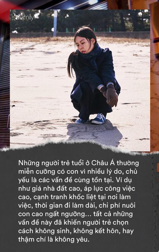 Cách sống N-pocủa phụ nữ Hàn Quốc: Không chỉ quay lưng với hẹn hò, kết hôn và sinh con mà còn từ bỏ mọi thứ khiến đất nước kim chi sắp biến mất - Ảnh 3.