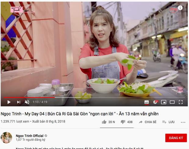 """Khi các sao nữ nổi hứng làm Youtube ăn uống: Châu Bùi - Diệu Nhi đối lập ngọt ngào - """"lầy lội"""", nhưng """"ngược đời"""" nhất phải là Ngọc Trinh - Ảnh 24."""