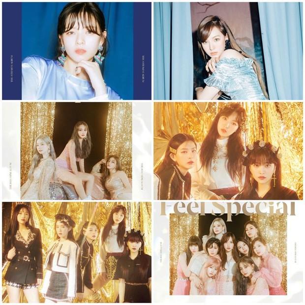 """Xôn xao bộ ảnh teaser của TWICE giống """"sương sương"""" concept Red Velvet từng làm, liệu có phải trùng hợp ngẫu nhiên? - Ảnh 5."""