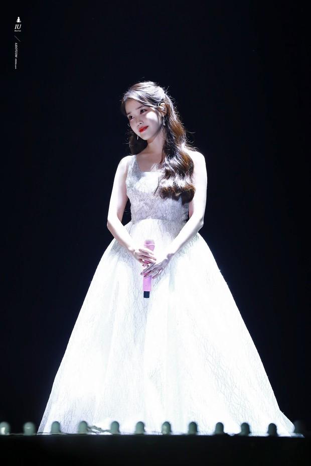 Tuổi đời 26, lao động nghệ thuật đã tròn 11 năm, không ai khác ngoài IU xứng đáng là nữ nghệ sĩ solo hàng đầu Kpop hiện tại - Ảnh 15.