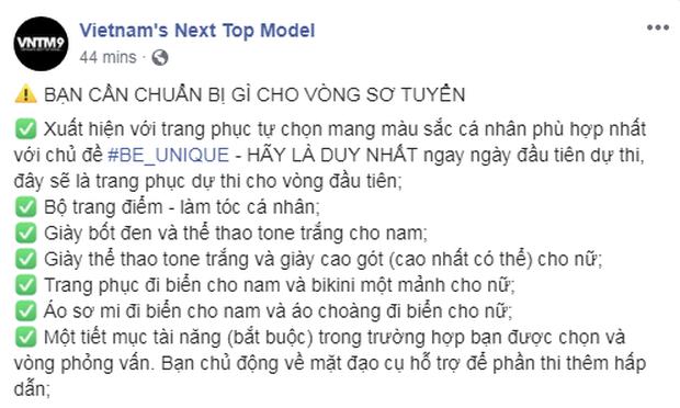 Là cuộc thi người mẫu nhưng thí sinh Vietnams Next Top Model lại cần biết cả ca hát, nhảy múa, diễn kịch? - Ảnh 2.