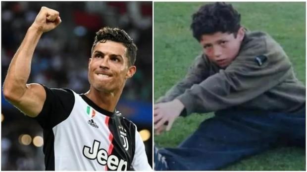 Ronaldo kêu gọi cộng đồng tìm kiếm giúp người phụ nữ bí ẩn giúp anh thoát cơn đói khi còn nhỏ - Ảnh 2.