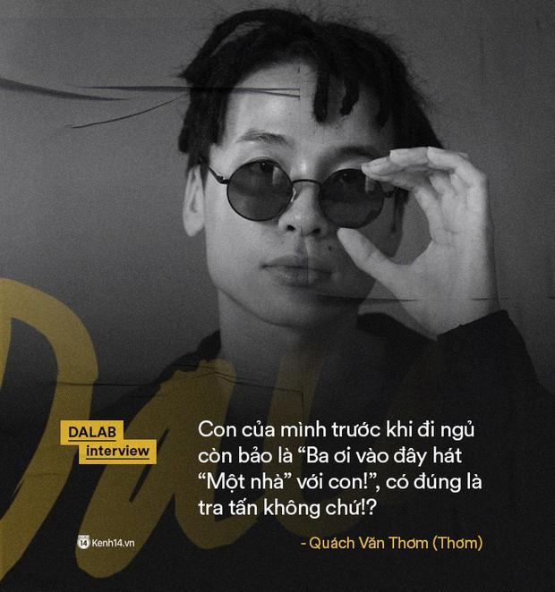 Da LAB của loạt hit quốc dân Một Nhà, Thanh xuân: Rất hâm mộ Sơn Tùng MTP, muốn hợp tác nhưng... chắc khó - Ảnh 4.