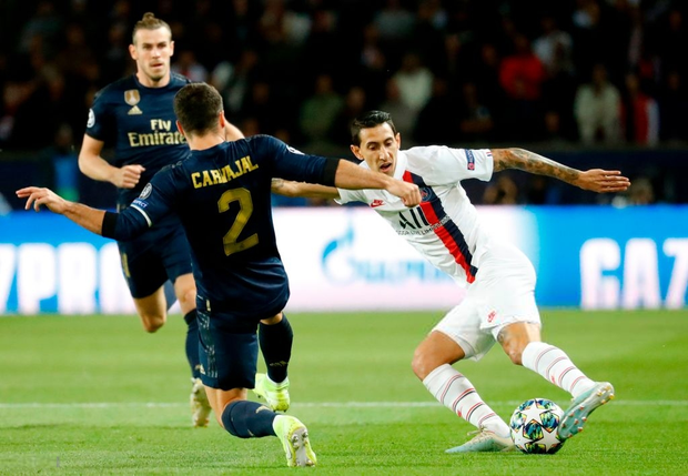 Hàng công tạo ra thống kê vô cùng tệ hại, Real Madrid của Zidane để thua muối mặt ngay trên đất Pháp - Ảnh 2.