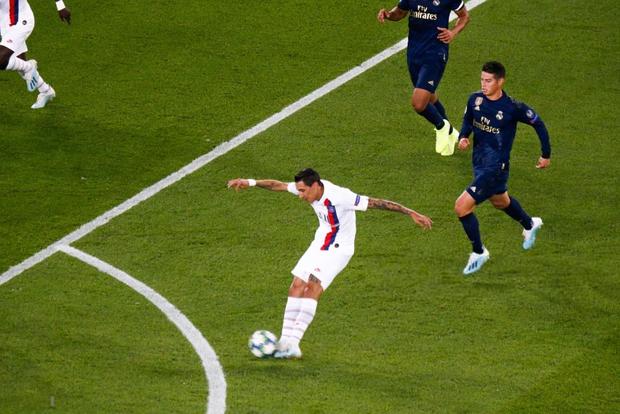 Hàng công tạo ra thống kê vô cùng tệ hại, Real Madrid của Zidane để thua muối mặt ngay trên đất Pháp - Ảnh 5.