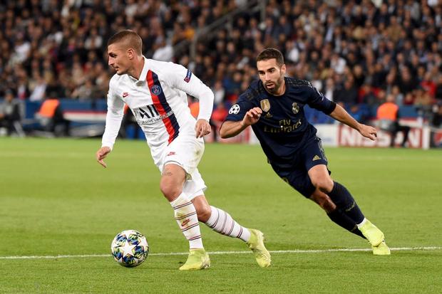 Hàng công tạo ra thống kê vô cùng tệ hại, Real Madrid của Zidane để thua muối mặt ngay trên đất Pháp - Ảnh 8.