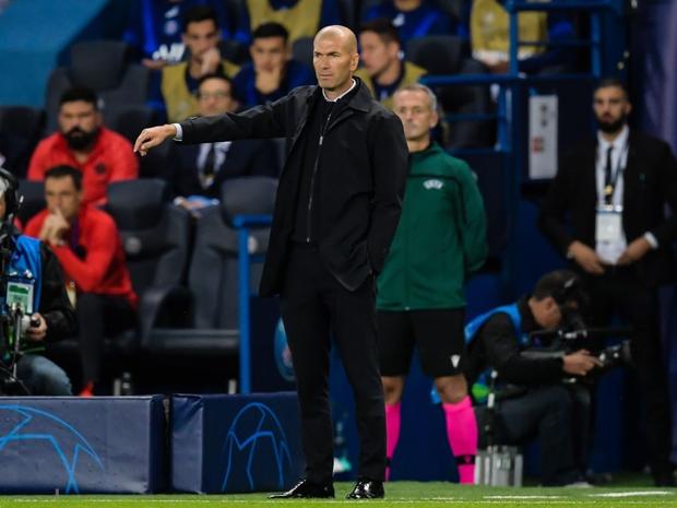 Hàng công tạo ra thống kê vô cùng tệ hại, Real Madrid của Zidane để thua muối mặt ngay trên đất Pháp - Ảnh 12.