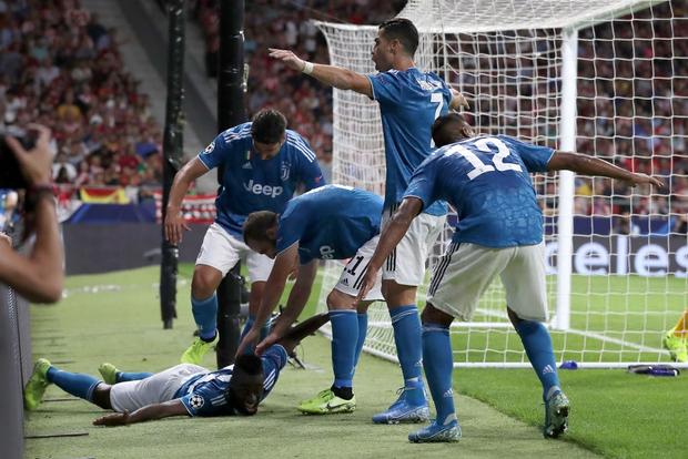 CR7 tịt ngòi, Juventus chia điểm trên sân của Atletico Madrid dù dẫn trước 2-0 - Ảnh 7.