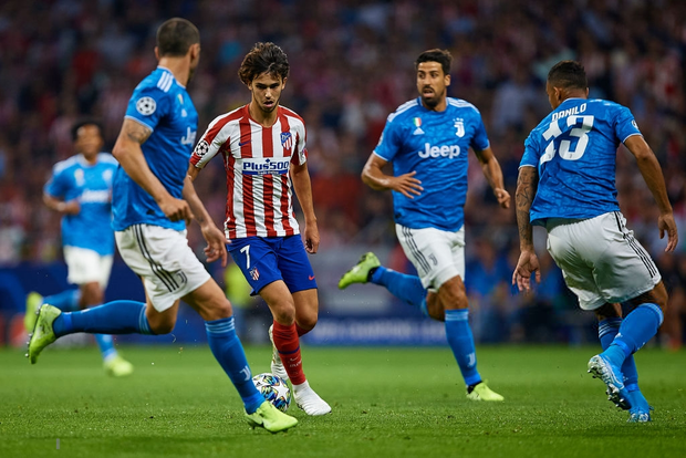 CR7 tịt ngòi, Juventus chia điểm trên sân của Atletico Madrid dù dẫn trước 2-0 - Ảnh 2.
