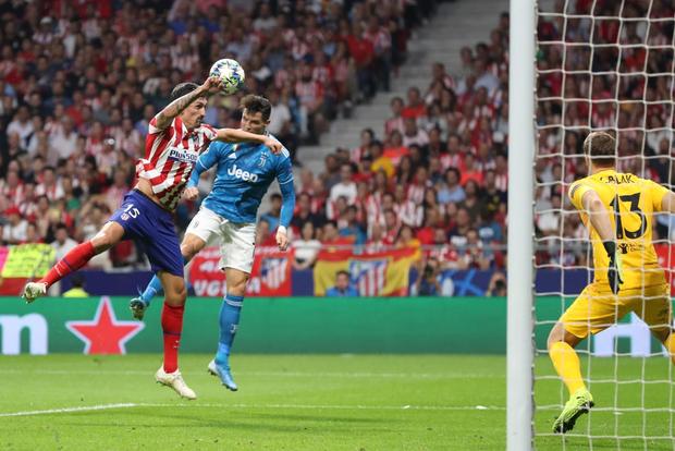 CR7 tịt ngòi, Juventus chia điểm trên sân của Atletico Madrid dù dẫn trước 2-0 - Ảnh 3.