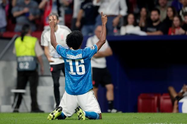 CR7 tịt ngòi, Juventus chia điểm trên sân của Atletico Madrid dù dẫn trước 2-0 - Ảnh 4.