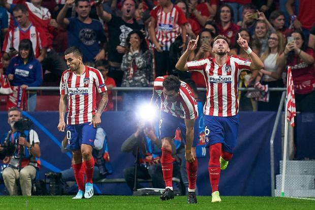 CR7 tịt ngòi, Juventus chia điểm trên sân của Atletico Madrid dù dẫn trước 2-0 - Ảnh 10.