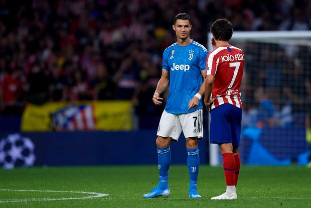 CR7 tịt ngòi, Juventus chia điểm trên sân của Atletico Madrid dù dẫn trước 2-0 - Ảnh 12.