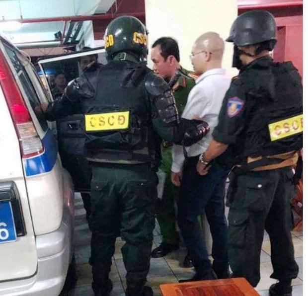 Hoàn tất khám xét trụ sở Alibaba, cảnh sát thu được những gì? - Ảnh 1.