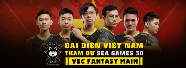 Danh sách chính thức những vận động viên Esporst đại diện Việt Nam thi đấu tại SEA Games 30 - Ảnh 6.